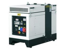 Generator diesel 10 kVA cu carcasa