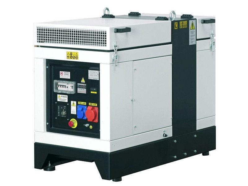 Generator diesel 15 kVA cu carcasa